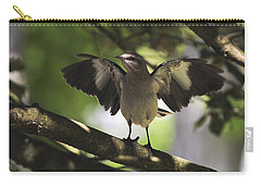 Mockingbird  Carry-all Pouch by Terry DeLuco