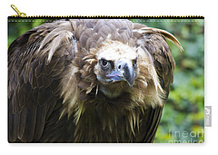 Monk Vulture 3 Carry-all Pouch by Heiko Koehrer-Wagner
