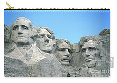 Mount Rushmore Carry-all Pouch by American School