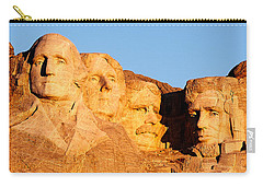 Mount Rushmore Carry-all Pouch by Todd Klassy