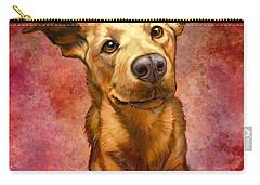 My Buddy Carry-all Pouch by Sean ODaniels