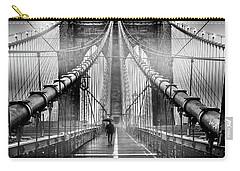 Mystery Manhattan Carry-all Pouch by Az Jackson
