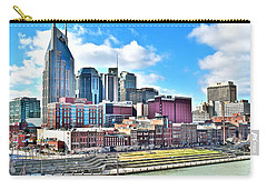 Nashville Eight By Ten Carry-all Pouch by Frozen in Time Fine Art Photography