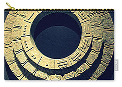 National Museum Of The American Indian 10 Carry-all Pouch by Randall Weidner