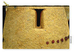 National Museum Of The American Indian 4 Carry-all Pouch by Randall Weidner