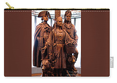 National Museum Of The American Indian 8 Carry-all Pouch by Randall Weidner