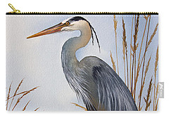 Nature's Gentle Beauty Carry-all Pouch by James Williamson