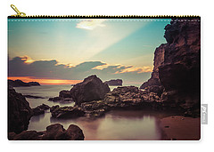 Carry-all Pouch featuring the photograph New Vision by Thierry Bouriat