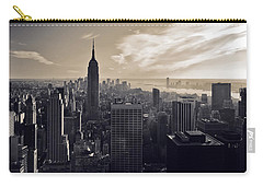 New York Carry-all Pouch by Dave Bowman
