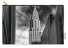New York State Of Mind Carry-all Pouch by Jessica Jenney