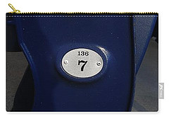 New York Yankee Seat Carry-all Pouch by Rob Hans