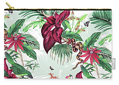 Nicaragua Carry-all Pouch by Jacqueline Colley