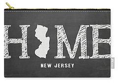 Nj Home Carry-all Pouch by Nancy Ingersoll