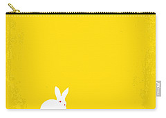 No036 My Monty Python And The Holy Grail Minimal Movie Poster Carry-all Pouch by Chungkong Art