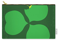 No401 My A Bugs Life Minimal Movie Poster Carry-all Pouch by Chungkong Art