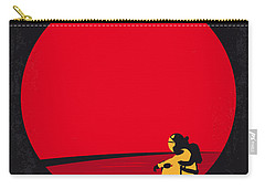 No620 My The Martian Minimal Movie Poster Carry-all Pouch by Chungkong Art