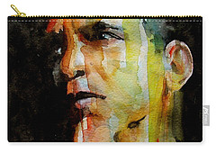 Obama Carry-all Pouch by Paul Lovering