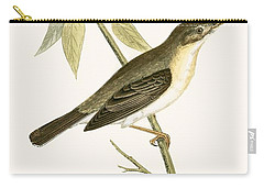 Olivaceous Warbler Carry-all Pouch by English School