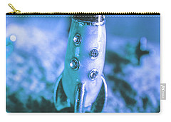 Once On A Blue Moon Carry-all Pouch by Jorgo Photography - Wall Art Gallery