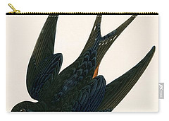 Oriental Chimney Swallow Carry-all Pouch by English School