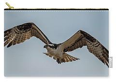 Osprey Flying Carry-all Pouch by Paul Freidlund