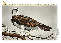 Osprey Sea Hawk Carry-all Pouch by James Williamson