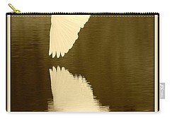 Over Golden Pond Carry-all Pouch by Carol Groenen