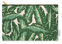 Palm Print Carry-all Pouch by Lauren Amelia Hughes