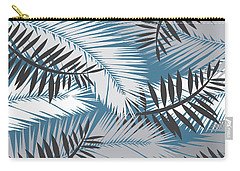 Palm Trees 10 Carry-all Pouch by Mark Ashkenazi