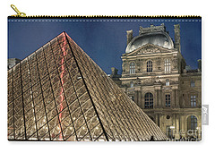 Paris Louvre Carry-all Pouch by Juli Scalzi