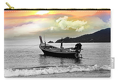 Patong Beach Carry-all Pouch by Mark Ashkenazi