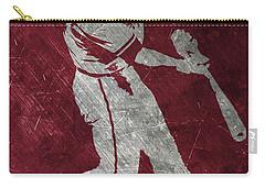 Paul Goldschmidt Arizona Diamondbacks Art Carry-all Pouch by Joe Hamilton