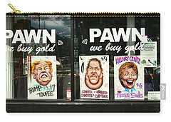 Pawn Shop Humor Carry-all Pouch by Allen Beatty