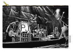 Pearl Jam Collection Carry-all Pouch by Marvin Blaine