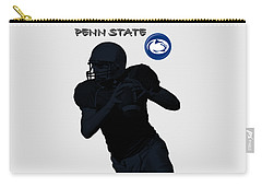 Penn State Football Carry-all Pouch by David Dehner