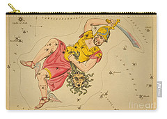 Perseus And Caput Medusae Carry-all Pouch by Science Source