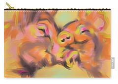 Piggy Love Carry-all Pouch by Go Van Kampen