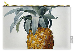 Pineapple Carry-all Pouch by Pierre Joseph Redoute