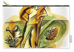Planting Carry-all Pouch by Leon Zernitsky
