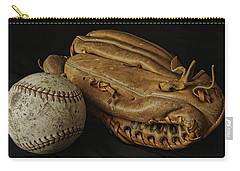 Play Ball Carry-all Pouch by Richard Rizzo