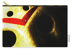 Playing The Intimidator Carry-all Pouch by Jorgo Photography - Wall Art Gallery