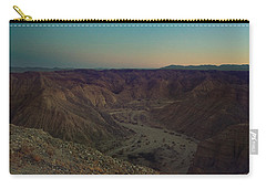 Please Stay Just A Little Bit Longer Carry-all Pouch by Laurie Search