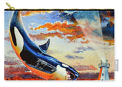 Pooka Hill 12 Carry-all Pouch by Hanne Lore Koehler