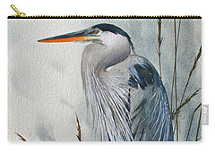 Portrait In The Wild Carry-all Pouch by James Williamson