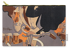 Poster Advertising Phenix Beer Carry-all Pouch by Adolf Hohenstein
