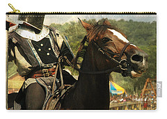Prepare The Joust Carry-all Pouch by Paul Ward