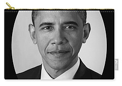 President Barack Obama Carry-all Pouch by War Is Hell Store