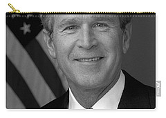 President George W. Bush Carry-all Pouch by War Is Hell Store