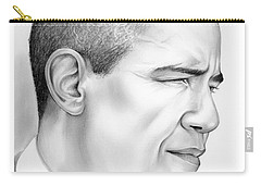 President Obama Carry-all Pouch by Greg Joens