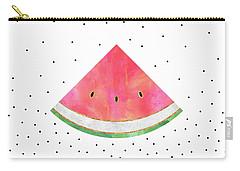 Pretty Watermelon Carry-all Pouch by Elisabeth Fredriksson